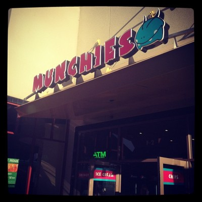 Yes, I do in fact have the #munchies !!!!! #fate (Taken with instagram)