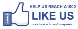 Keep sharing our Facebook page and help us reach a 1000 Likes this month. Soon as we hit 500 we will pick a winner to get a free pair of glasses!