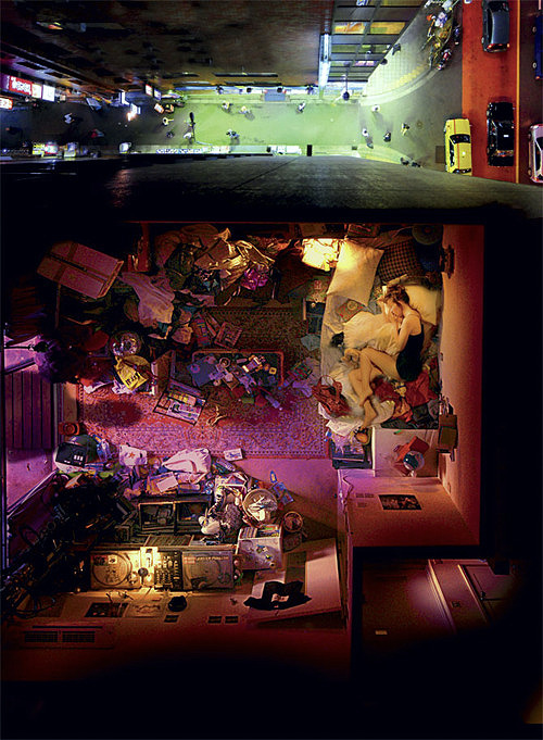"thegoodfilms:  Enter the Void | 2009  ""I wonder what Tokyo looks like from up there."""