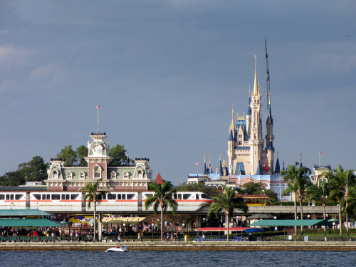 magicaldisneyworld:  Magic Kingdom on Flickr.