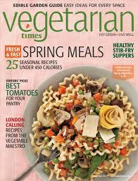 I personally have a subscription to Vegetarian Times (Read: My boyfriend has a subscription to Vegetarian Times and I reap the benefits) but for those that don't you can read a FREE DIGITAL ISSUE here .  For those who have never picked up a copy: The title implies its strictly vegetarian but they do include a TON of information for vegans. Their recipes usually include how to make something vegan or are simple enough for you to figure it out on your own. Also, the ads only display things geared towards vegetarian/vegans!  I found this digital copy really nifty, if you turn your speakers up you can even hear the sound of the pages turning! Happy Reading. (Special Thanks to VeganRunnerGirl for the link!)