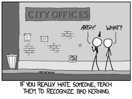 Courtesy of http://xkcd.com/1015/.