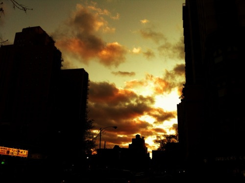 Chicago Avenue. 4/16/12
