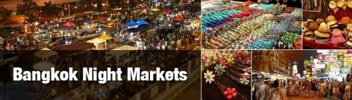 Chic & Chill @ Bangkok Night Market! 12 Night Markets in Bangkok offer various and unique products such as foods, clothes, home decorative items, second hand products, etc.   Let's go with Sukjai! ^___^ More onformation click  http://bit.ly/HRE7Mg