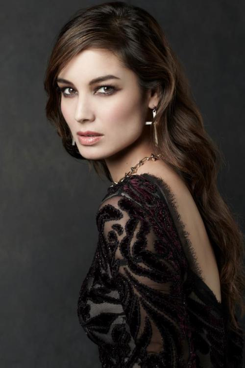 First promotional shot of Bérénice Marlohe as Sévérine in SKYFALL