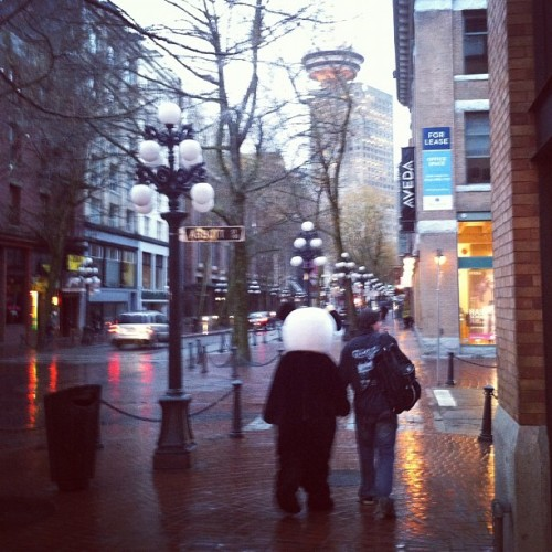 I love Gastown (Taken with instagram)