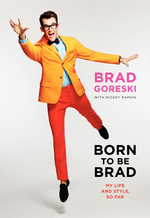 It's a Brad Brad World, and we're just living in it!  Bravo's own celebrity stylist and quirky fashionist-o, Brad Goreski, will be holding a meet-and-greet book singing tomorrow at Brooks Brothers on 6th street from 5-7 p.m.  You can snag a copy of his new book, Born to be Brad, and meet the man of the hour who is sure to be dressed to the nines in a bow-tie, bold frames and color blocked suit! Follow @austintidbits today on Twitter for a chance to win an interview and picture with the trendsetter himself!   ]]>