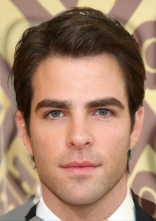 (via Star Trek Captain Kirk x Spock Combines Or Chris Pine x Zachary Quinto?)