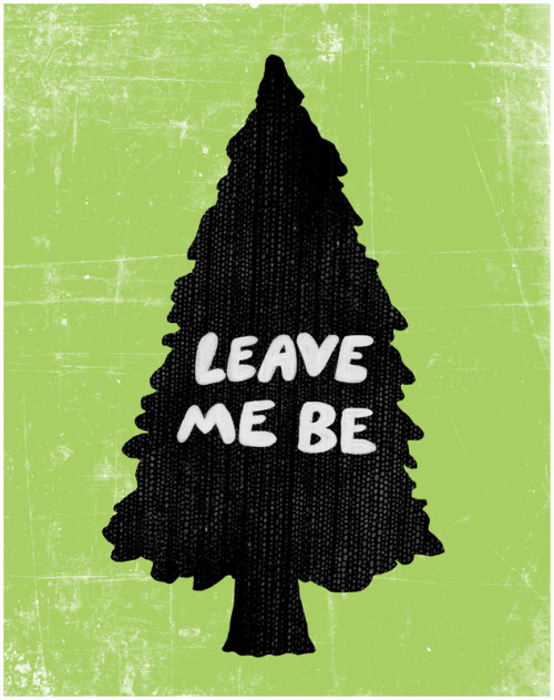 neonmojo:  Leave Me Be