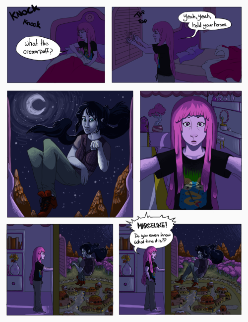 Happiest Place On Earth, p. 2/11 WHEW. This page is finally DONE. It better stay done. I hope you enjoy this beast of a page, I believe it's the most detailed one (I'll probably find a way to remedy that, sigh). As always, clicking the photo brings you to a bigger version.