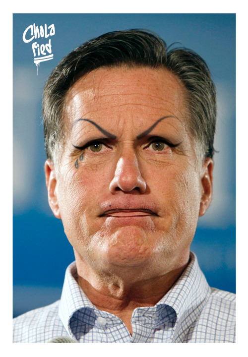 cholafied:  Chola Romney aka 47%