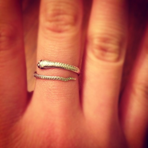 Favorite ring! -Sydney