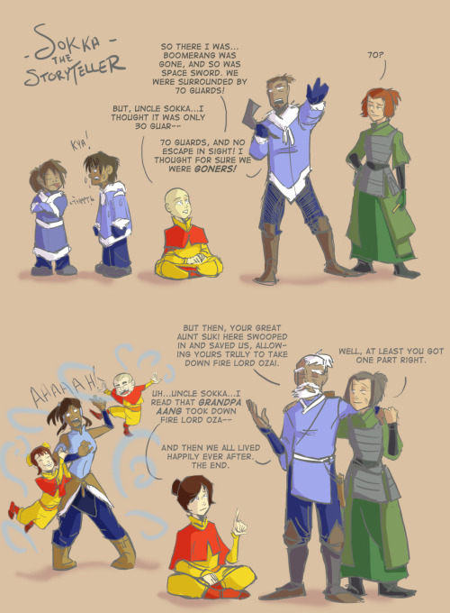 girlsbydaylight:  comickergirl:  SOKKA LIVES!!! (No, he doesn't, actually, but he should. Hence this pic.)  I DON'T KNOW WHAT MY FEELINGS ARE TRYING TO DO RIGHT NOW.Probably they're trying to crawl out of me and attack the world.