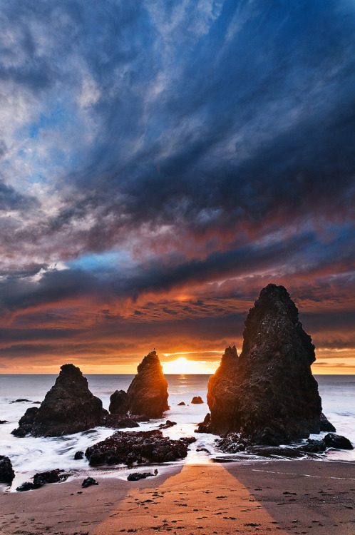 Rodeo Beach, CA by Nathan Spotts