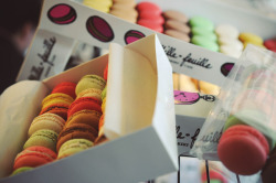 French Macaroons, NYC