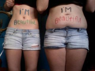 chubby-bunnies:  Beauty has no boundaries  <3