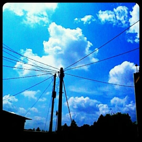 Langit itu indah #3#andrography #CapturedMoment #fotodroids #indonesia #photography #streamzoo #sky(from @willdan14 on Streamzoo)