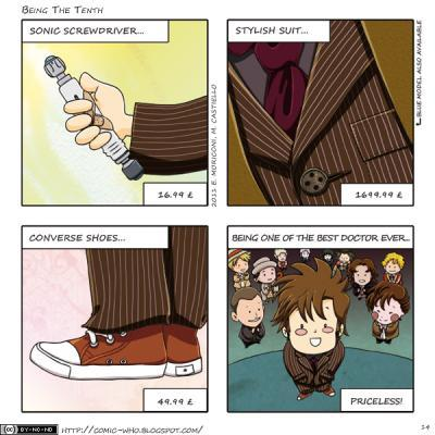 comic-who:  Happy Birthday David Tennant from the @ComicWho staff! Being the Tenth