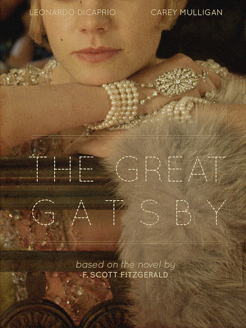 quaintmoon:  The Great Gatsby (2012) by tea with the Romanovs on Flickr. Goal #2: Reread Great Gatsby
