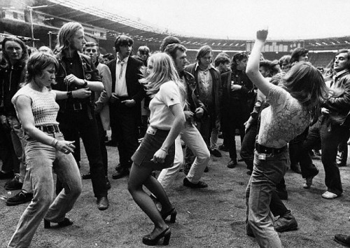 Wembley Stadium. 1972.