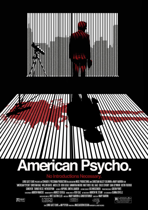 American Psycho By Ryan MacEachern