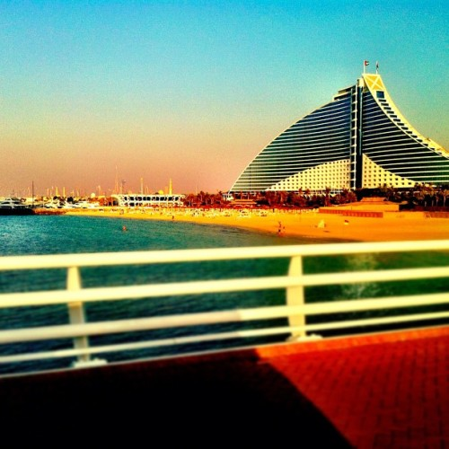 #dubai #sunset  (Taken with Instagram at Junsui)