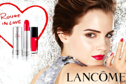 In love with Lancome Rouge In Love. A single swipe reveals a rich, glossy crème formula that's deliciously wearable. Red lippy lovers should check out shade 159B, as worn by Lancôme brand ambassador Emma Watson in the ad for the range. Get all the 23 shades on Yipiii from a £1!