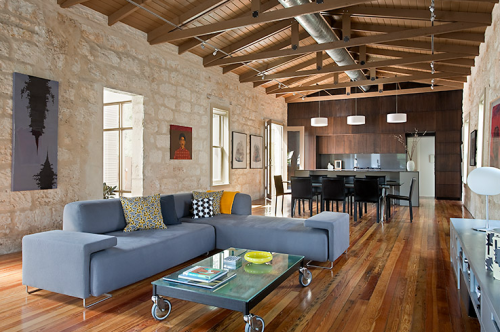residence/poteet architects via: chriscooperphotography