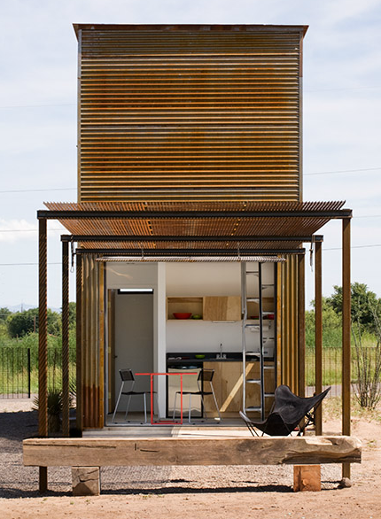 marfa/candid rogers architect via: chriscooperarchitect