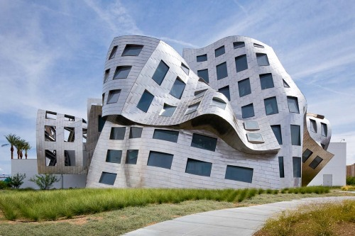 "arcilook:  Frank Gehry Commenting on the Importance of his New Web-based Design Software  This video shows an interview with the Pritzker Prize-winning architect Frank Gehry. He is internationally well known and his buildings even his private residence, have become tourist attractions. His works are treated as being among the most important works of contemporary architecture. Vanity Fair Magazine labels him as ""the most important architect of our age"". Much of Gehry's work falls within the style of Deconstructivism, which is often referred to as post-structuralist in nature for its ability to go beyond current modalities of structural definition. Gehry is a Senior Fellow of the Design Futures Council and also a recipient of many architectural awards including Pritzker Prize, National Medal of Arts and AIA Gold Medal. Gehry's best-known works include the titanium-covered Guggenheim Museum in Bilbao, Spain; MIT Stata Center in Cambridge, Massachusetts; Walt Disney Concert Hall in downtown Los Angeles; Experience Music Project in Seattle; Weisman Art Museum in Minneapolis and Dancing House in Prague. During this interview, Gehry comments on the importance of his new web-based design software. Gerhy hopes the software will streamline the design and permitting process for owners, developers, architects, engineers, general contractors, and fabricators."