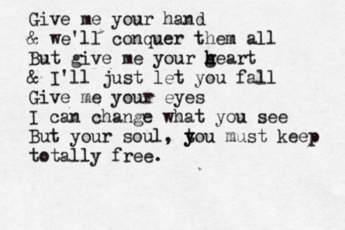 """Awake My Soul""  