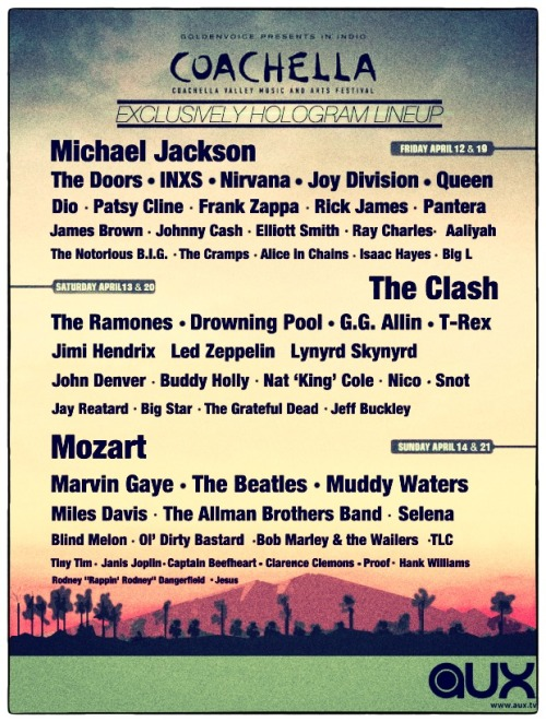 minusmanhattan:  Super pumped for next year's Coachella lineup.