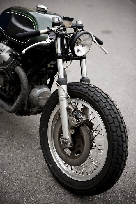 habermannandsons:  Guzzi