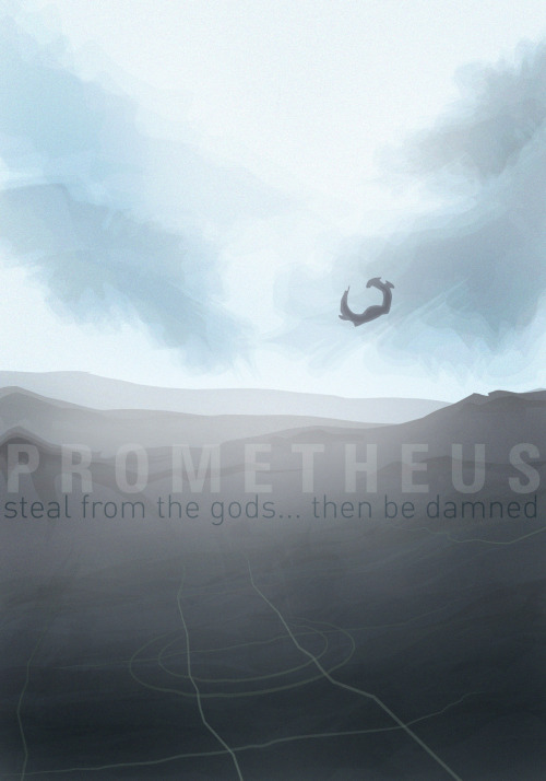 Prometheus by Mateyboy