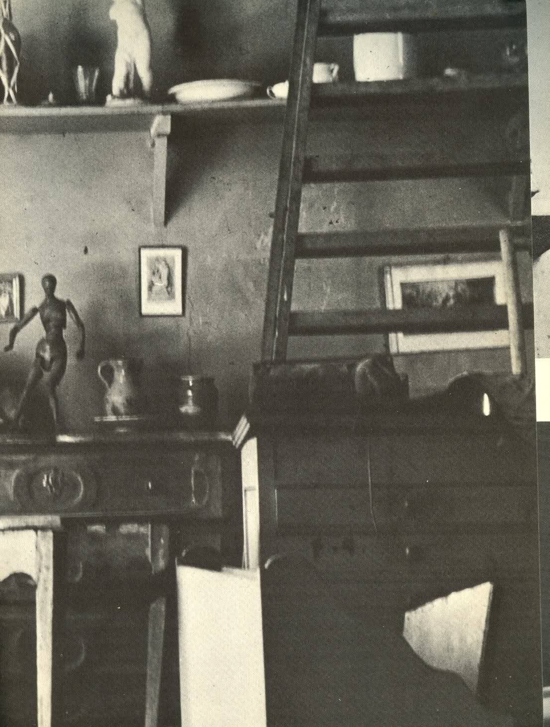 Paul Cézanne Studio