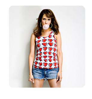 "Kristen Wiig   … can I say ""I Love You""?"