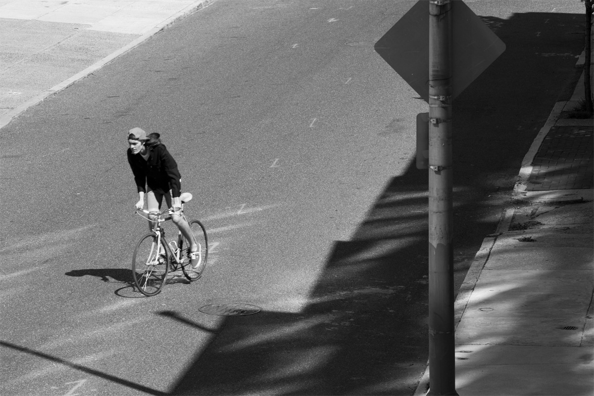 Levi's Commuter Series / Photography by Colin Leaman
