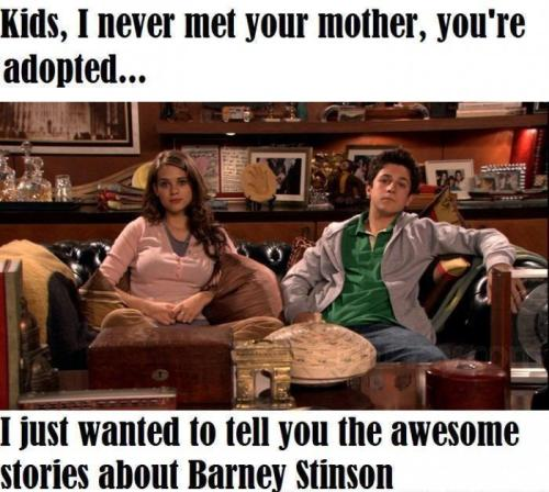 fuckyeahbarney:  How I met Your Mother Barney