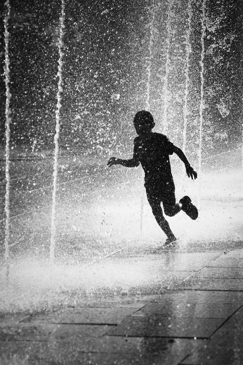 water child game photographie Bastien Hajduk