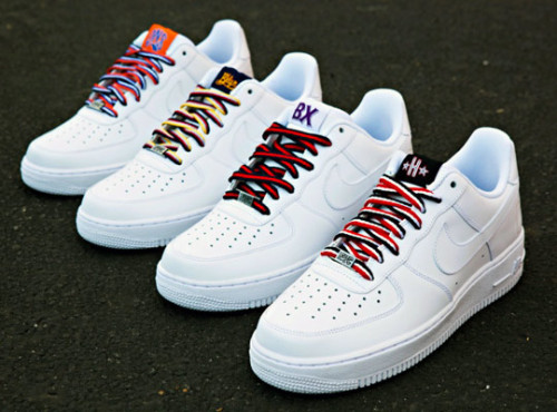 Nike Sportswear NYC Boro Air Force One Pack