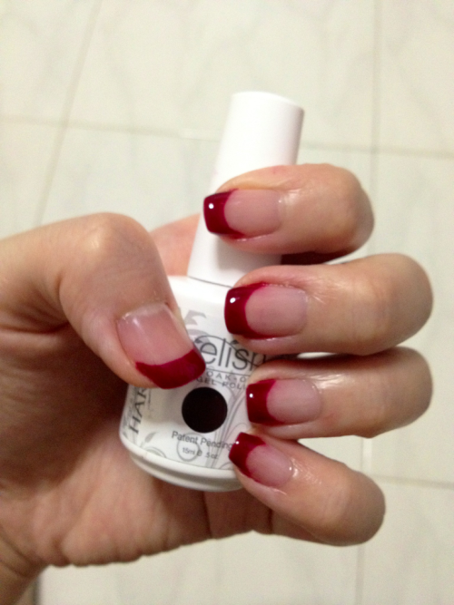 DIY Gelish.