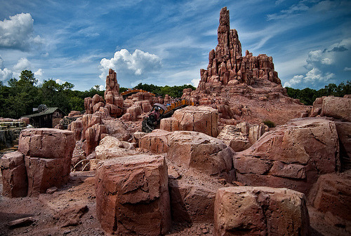 Classic - Big Thunder Mountain Railroad (by EddyMixx)