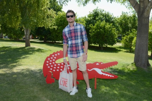 LACOSTE L!VE Desert Pool Party @ Coachella       April 15th, 2012