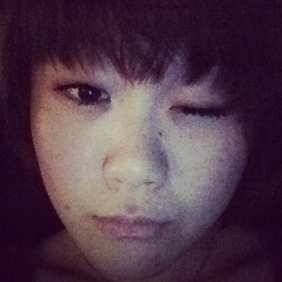 #goodnight #asian #instagirls #wednesday #face #self (Taken with instagram)