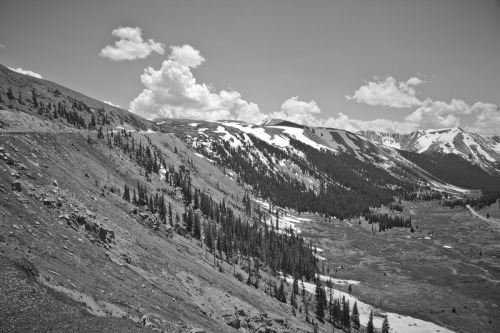 ROAD TRIP image no. 401 Descending from the Continental Divide, Colorado July 2nd, 2011 Mark Peter Drolet + click through to see larger