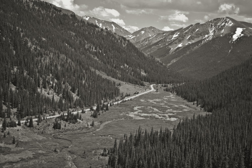 ROAD TRIP image no. 402 Descending from the Continental Divide, Colorado July 2nd, 2011 Mark Peter Drolet + click through to see larger
