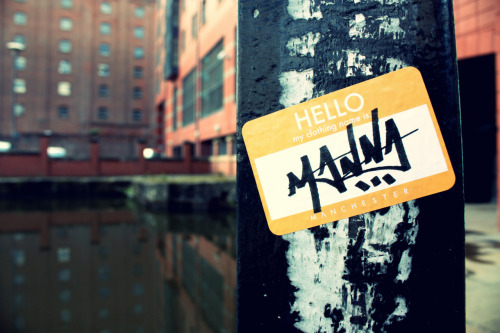 Our Stickers are now for sale!http://manna.bigcartel.com/product/hello-sticker-sGo Grab Some!Colours: •Turquoise •Red •Yellow •Blue •Black