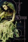 Wither (Chemical Garden Trilogy)  Lauren DeStefano  By age sixteen, Rhine Ellery has four years left to live. A botched effort to create a perfect race has left all males born with a lifespan of 25 years, and females a lifespan of 20 years—leaving the world in a state of panic. Geneticists seek a miracle antidote to restore the human race, desperate orphans crowd the population, crime and poverty have skyrocketed, and young girls are being kidnapped and sold as polygamous brides to bear more children.  When Rhine is sold as a bride, she vows to do all she can to escape. Yet her husband, Linden, is hopelessly in love with her, and Rhine can't bring herself to hate him as much as she'd like to. He opens her to a magical world of wealth and illusion she never thought existed, and it almost makes it possible to ignore the clock ticking away her short life. But Rhine quickly learns that not everything in her new husband's strange world is what it seems. Her father-in-law, an eccentric doctor bent on finding the antidote, is hoarding corpses in the basement; her fellow sister wives are to be trusted one day and feared the next; and Rhine has no way to communicate to her twin brother that she is safe and alive.  Together with one of Linden's servants, Gabriel, Rhine attempts to escape just before her seventeenth birthday. But in a world that continues to spiral into anarchy, is there any hope for freedom?