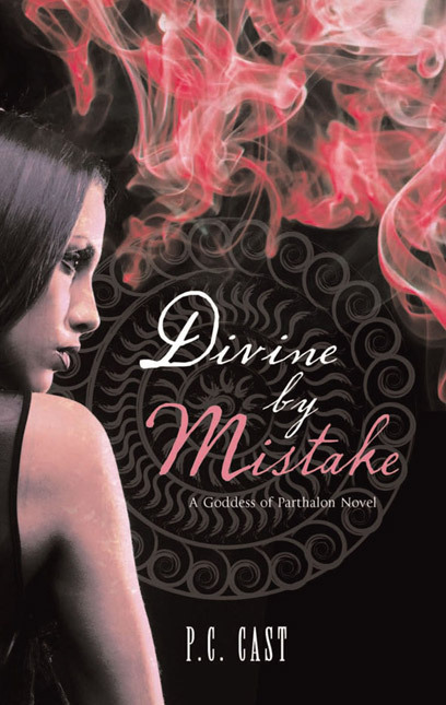 30 Day Book Challenge Day 18: A book that disappointed you? Divine by Mistake by P.C. Cast