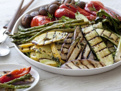 thefitty:  prettybalanced:  Grilled Vegetables  (via imgTumble)